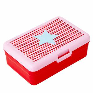 Rice Kids Lunch Box Sterne rot
