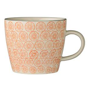 Bloomingville Carla Tasse mit Henkel orange