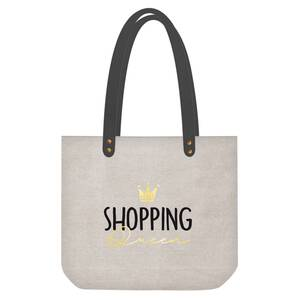 Grafik Werkstatt Shopper Shopping Queen