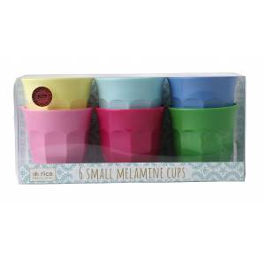 Rice Melamin Becher Classic Colors Small