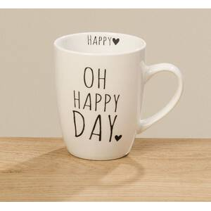 Bloominghome Tasse mit Henkel Homey 350ml OH HAPPY DAY