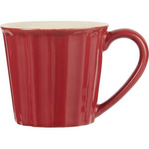 Ib Laursen Mynte Tasse mit Henkel rot (Strawberry)