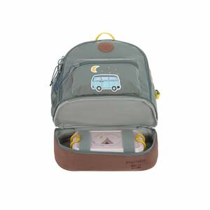 Lässig 4Kids Kindergartenrucksack Mini Backpack Adventure Bus