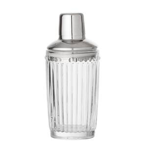 Bloomingville Cocktail Shaker Glas/silber H22 cm