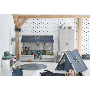 Lifetime Kidsrooms 4 in 1 Bett für Stoffdach 47611