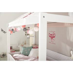 Lifetime Kidsrooms Stoffdach 7525 Wild Child für 4 in 1 Bett