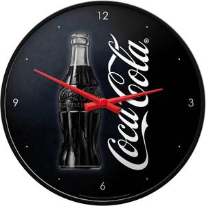 Nostalgic Art Wanduhr Coca-Cola - Sign of Good Taste 31 cm