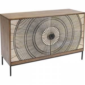 Kare Sideboard Eye of the Tiger 115 cm