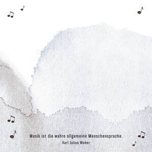 Coppenrath Zettelbox - Notes (All about music)