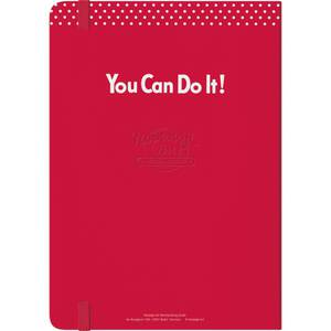 Nostalgic Art Notizblock A5 We can Do It - Dots