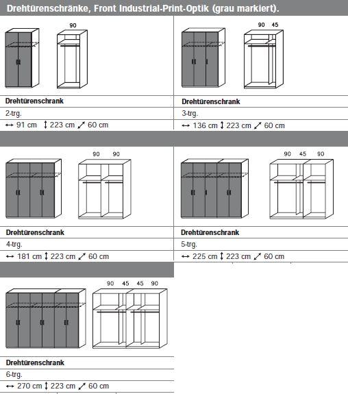 rauch select kleiderschrank spind workbase industrielook. Black Bedroom Furniture Sets. Home Design Ideas